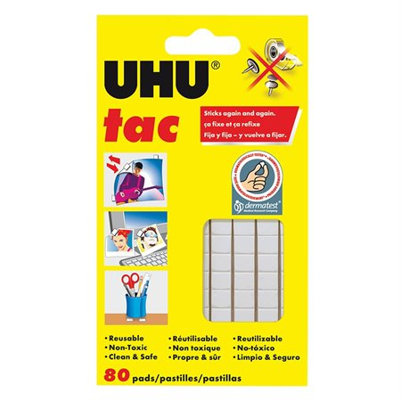 Pâte adhésive réutilisable UHU®-Tac