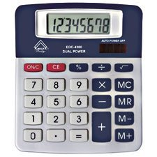 EDC-4300 Desktop Calculator