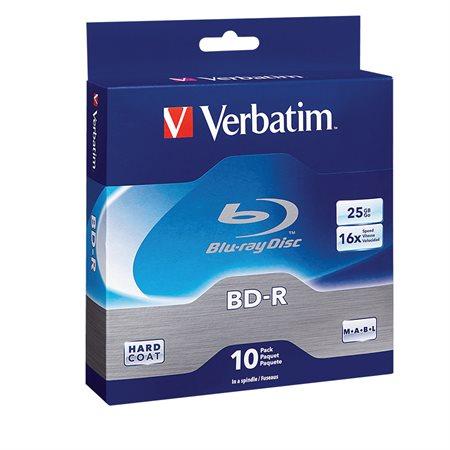 Blu-Ray Discs (BD-R)