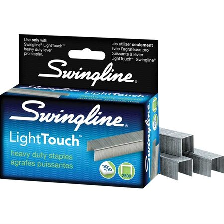 Agrafes Light Touch®Swingline
