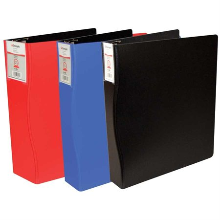"""Duraply"" D-ring binder"