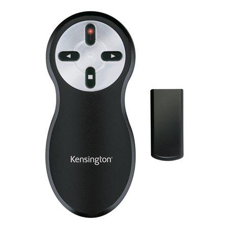 Présentateur sans fil avec pointeur laser