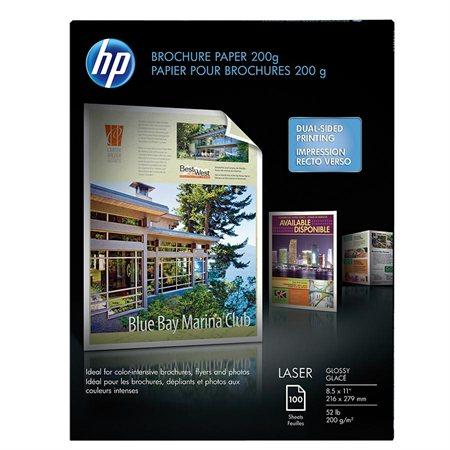 Brochure Paper Gloss Finish
