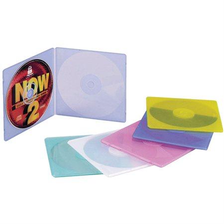 BOITIER CD / DVD FLEX.MINASS @25