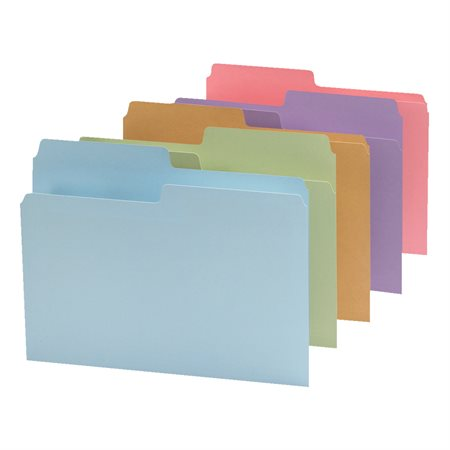 SuperTab® Reversible File Folders