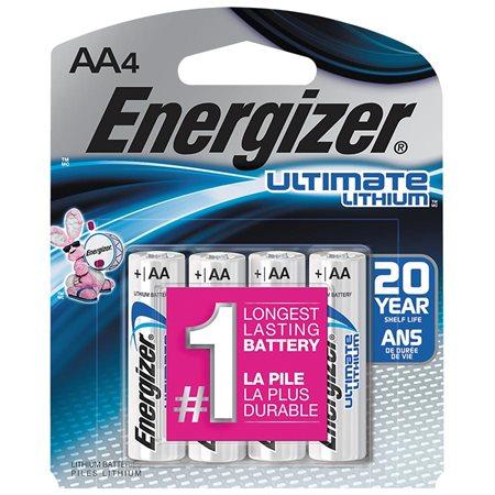 Ultimate™ Lithium Batteries