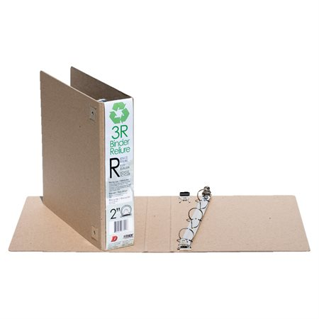 3R Recycled Cardboard Binder