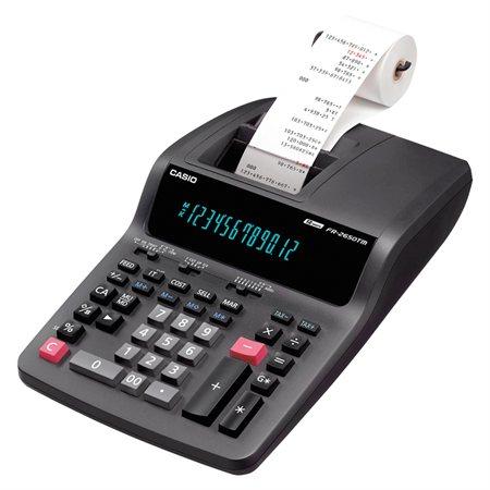 Calculatrice à imprimante FR-2650TM