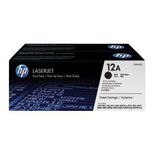 12A Toner Cartridge Twin Pack